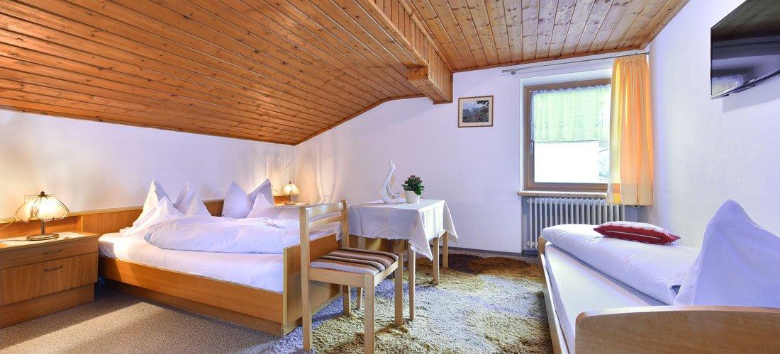 Il nostro hotel garni in Val Venosta – centrale, tranquillo, accogliente