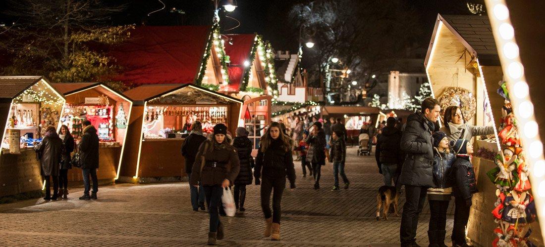 Visitate i nostri romantici mercatini di Natale