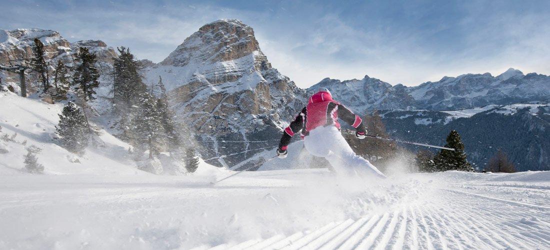 Sciare alla Skiarena Due Paesi